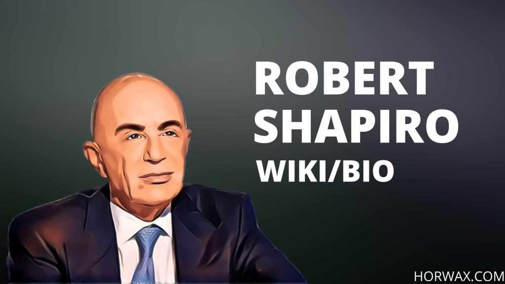 Robert Shapiro Wiki & Bio