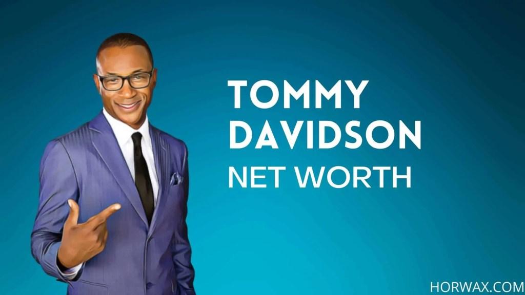 Tommy Davidson Net Worth (2021)