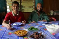 Coffee Chang and John Mathai_HOSCAP Borneo and SOW Sarawak