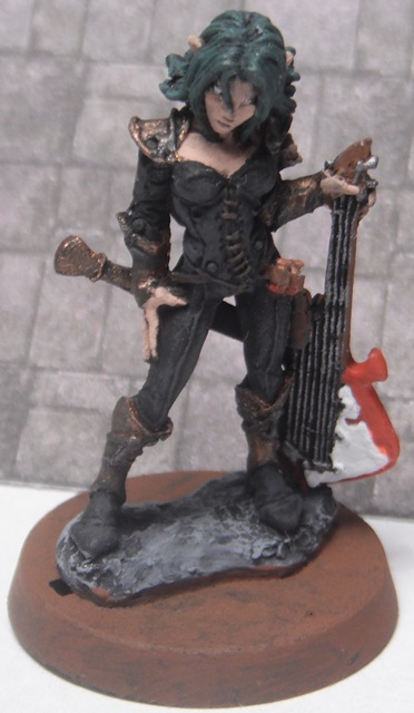 Astrid Female Bard Reaper Miniature Hosercanadian Page 2