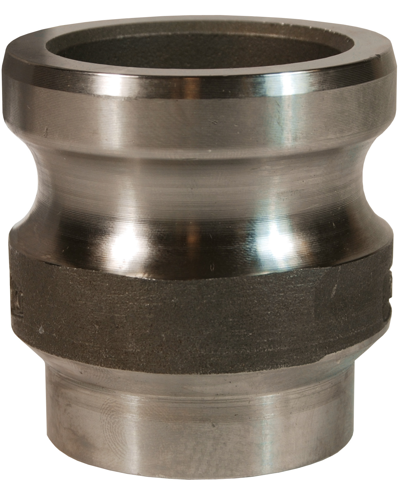 Cam Tube dixon cam & groove adapter x butt weld to tube end-re150bt - specialties company of freeport