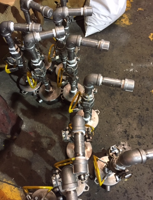 custom welded hose fabrication
