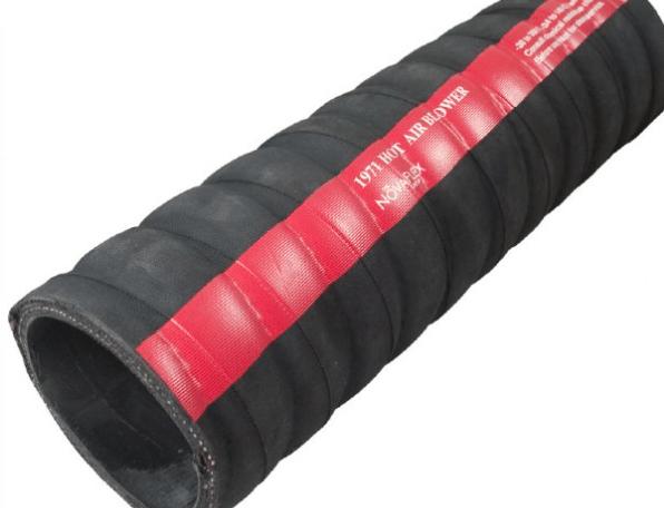 corrugated hot air blower hose