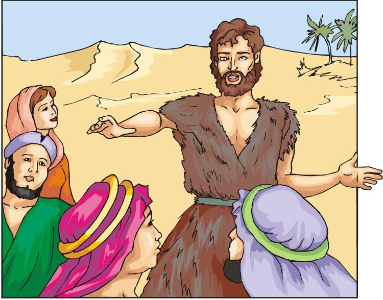 John Baptist preaching 20283162
