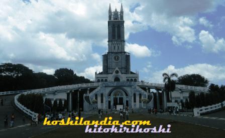 Our Lady of Lourdes Grotto sa San Jose del Monte Bulacan