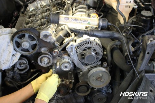 small resolution of audi 4f a6 20t timing belt service copy