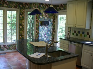 Hoskins kitchen before photo