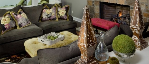 Decorative Pillows Interior Design