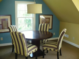 Loft Retreat Dining Area | Kid's Rooms
