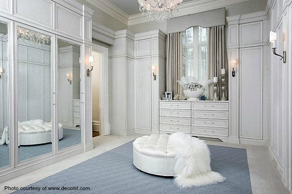 interior design closet