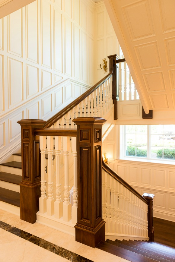 custom staircase