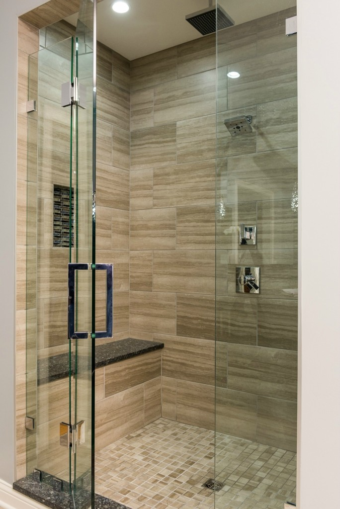 Distinctive Interior Design Tip Frameless Glass Shower