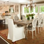 Lakehouse Kitchen Dining Areas