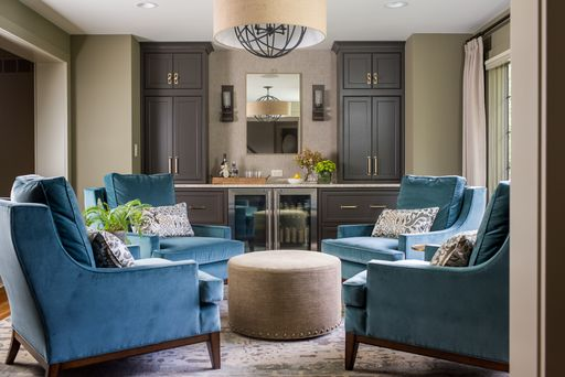 Hoskins-Interior-Design_Indianapolis-IN_Smart-and-Stunning-Family-Friendly-Home-Design_Sitting-Room-with-Ottoman-and-Wine-Bar