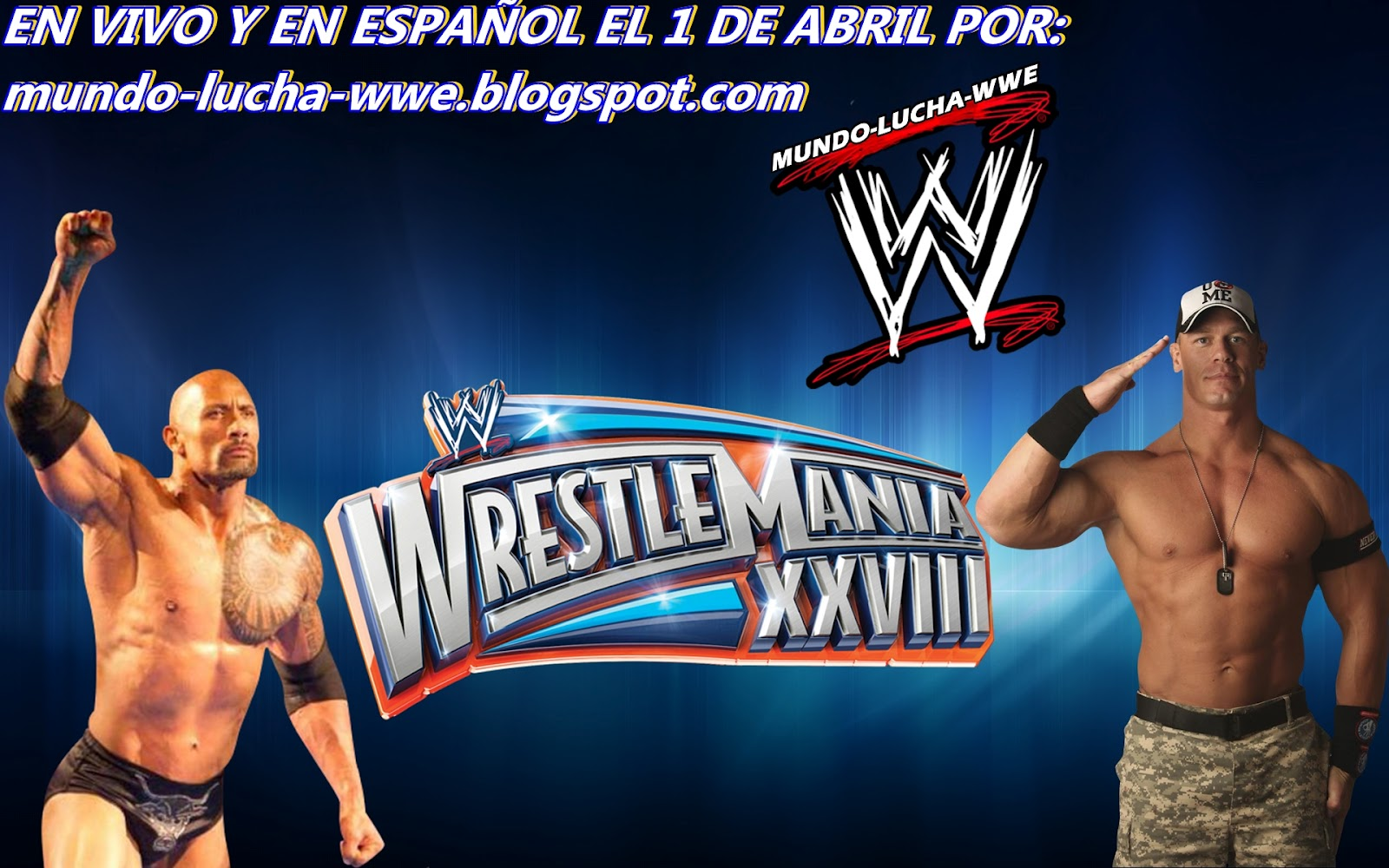 WrestleMania XXVIII28Lucha Libre ProfesionalWWEMiami 2012  Apartamentos para hospedarse en Miami