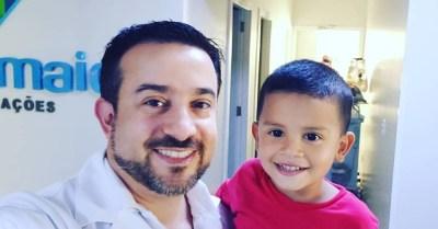 PROBLEMA CONGÊNITO H13: criança submetida a cirurgia para retirada de rim passa bem