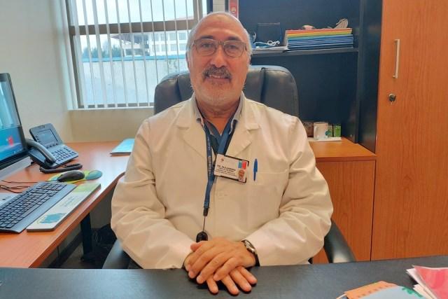 dr Alejandro Ubilla