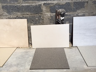 Which tile(s) for Bathroom?