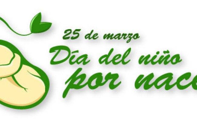 Fecha Importante Del Mes 25 De Marzo Día Del Niño Por