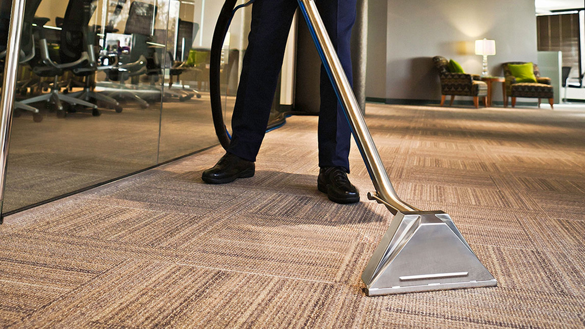 Commercial Carpet Cleaning  Katy Commercial Janitorial