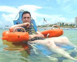 Sillas anfibia unica en Mexico sillas de ruedas manuales