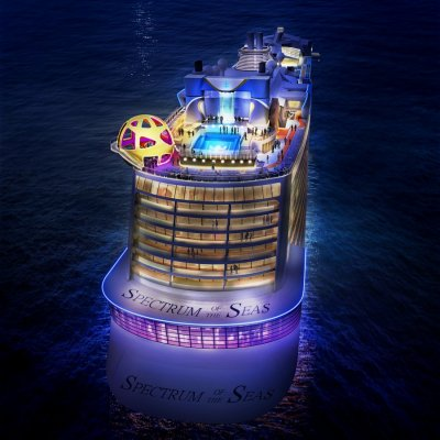 In Images Royal Caribbean Unveils Asias Largest And