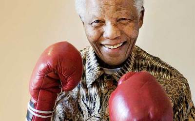 A boxing lesson for Cyril Ramaphosa