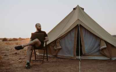 South Africans choose campsites and caravan parks over hotels for lockdown leisure