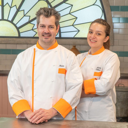 South African Pastry Chef Kevin Miller – Bake-off The Professionals