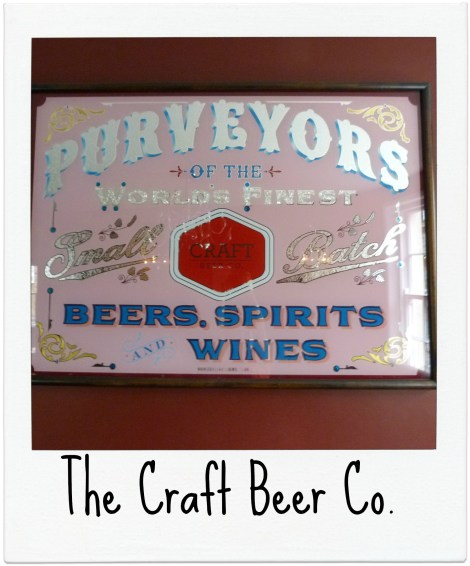 the craft beer co