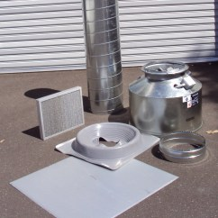 Kitchen Exhaust Fan Commercial Design Concepts Canopy Kit With Duct Filters And 4200 Long