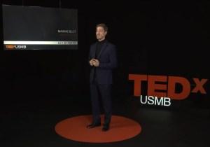 Maxime Blot @TEDx USMB