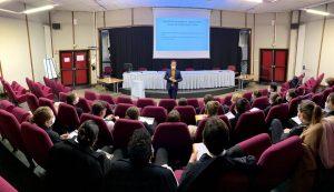 Conférence @Lycée Lesdiguières