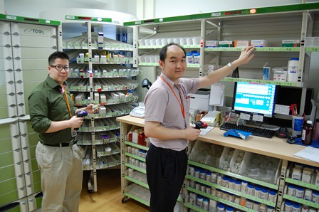 State-of-the-Art Pharmacy System Increases Patient Safety