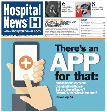 Hospital News June Edition