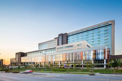The new Humber River Hospital opened in October 2015.