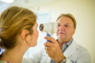 The new Pupillometer will improve how quickly health professionals can respond to small changes in a patient's brain activity.