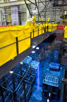 Cobalt production.