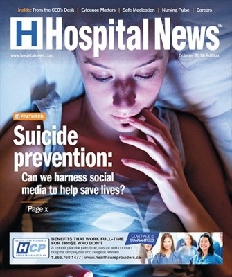 Digital Editions Hospital News