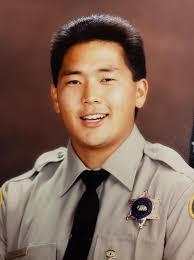 Sheriff's Deputy Nelson Yamamoto