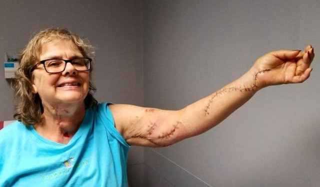Massachusetts nurse stabbed