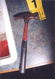 The claw hammer