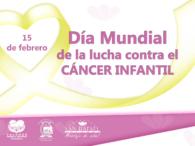 cancer infantil amarrillo
