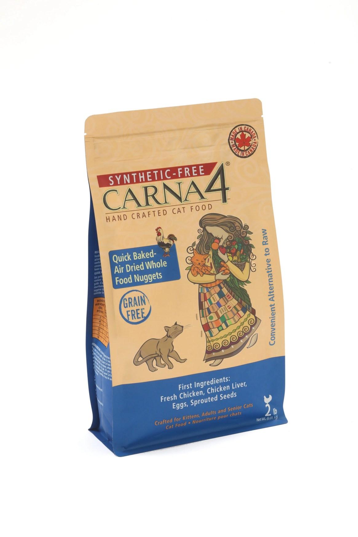 Carna4 Chicken Cat Food