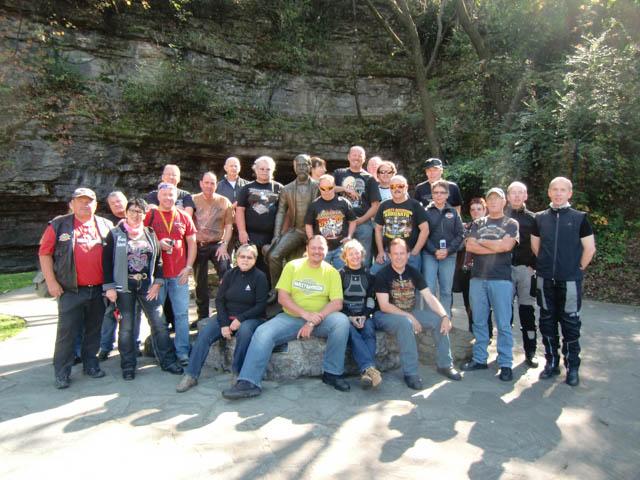 Harley USA Hubi 156