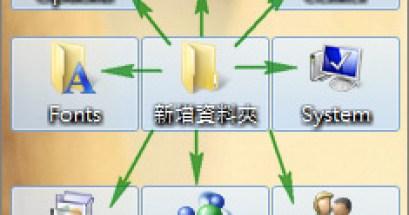 Disguise Folders 10 資料夾隱身術,變換圖示隱藏私密檔案!