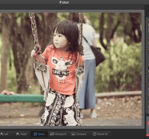 Fotor 3.4.1 編修照片就像在手機上一樣的簡單!