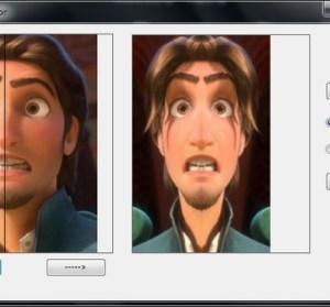 MagicalMirror - 左右臉對稱變成什麼模樣呢?