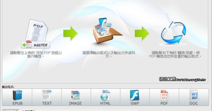 PDFMate PDF Converter - PDF轉檔得力助手,用這一款就對了!