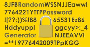 密碼可以很簡單,也可以很複雜,可以很多組,也可以一組用到底,你是哪一種使用方式呢?基於安全考量密碼不應該都使用同一組,甚至也不要什麼常用的詞...